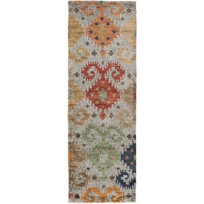 Croslin Area Rug Rug Size: Rectangle 8 x 11