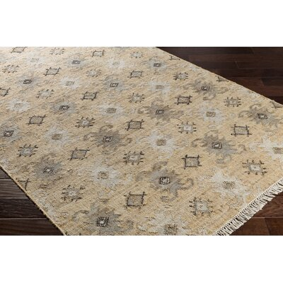 Essex Hand-Woven Area Rug Rug Size: Rectangle 5 x 76