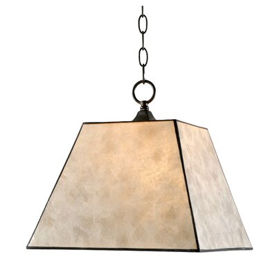 Barabo 1-Light Mini Pendant