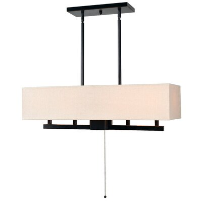 Cloudview 5-Light Kitchen Island Pendant