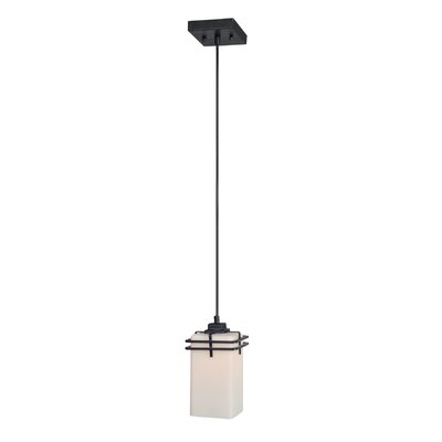 Blocton 1-Light Mini Pendant