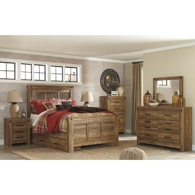 Aylesbury Storage Panel Customizable Bedroom Set