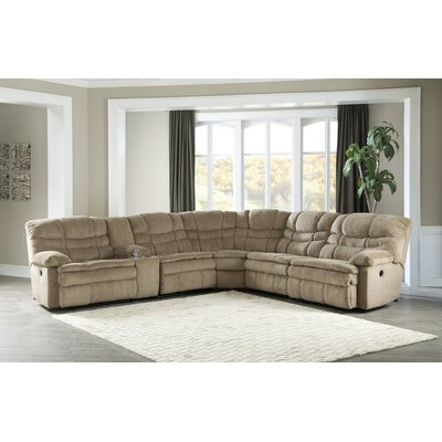 Bekbele Reclining Sectional