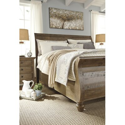 Battalgazi Sleigh Headboard Size: King