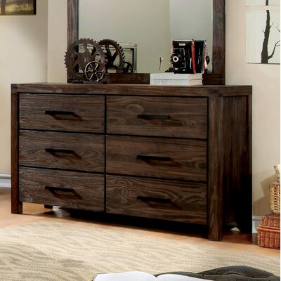 Blackburn 6 Drawer Dresser