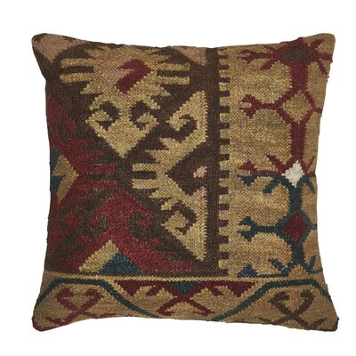 Okmok Throw Pillow