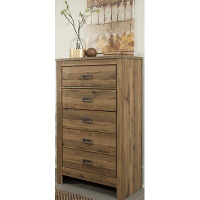 Tozi 5 Drawer Chest