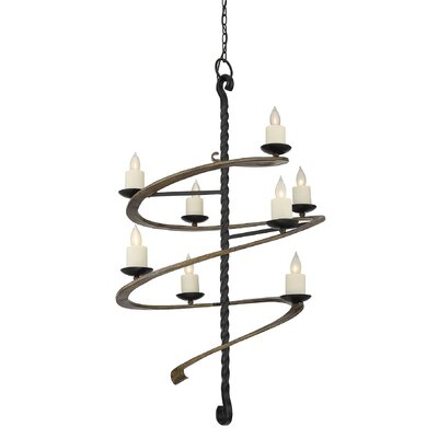 Shawnee 8-Light Candle-Style Chandelier
