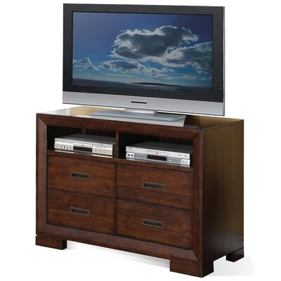 Lancaster 4 Drawer Media Chest