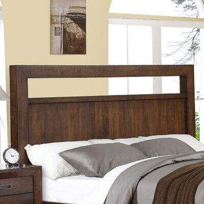 Lancaster Panel Headboard Size: King