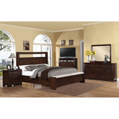 Lancaster Panel Configurable Bedroom Set
