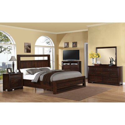 Lancaster Panel Customizable Bedroom Set