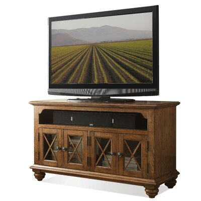 Kane 50-60 TV Stand Width of TV Stand: 29.5 H x 50 W x 20 D