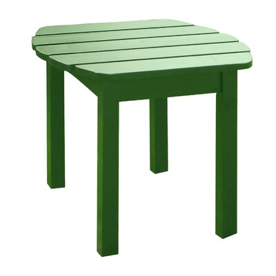 Rupert Side Table Finish: Hunter Green