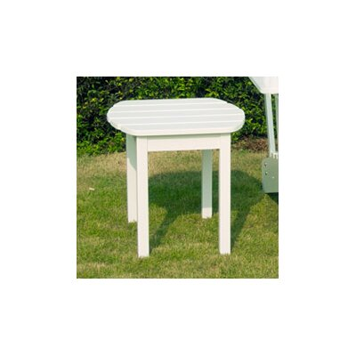 Rupert Side Table Finish: White