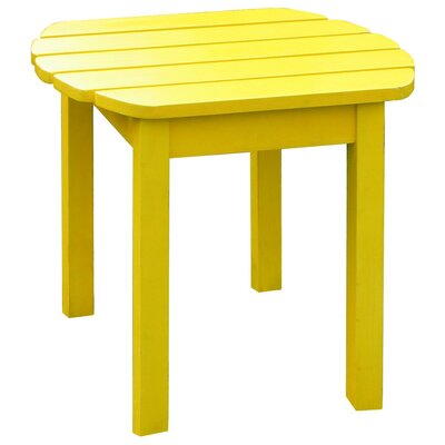 Rupert Side Table Finish: Yellow