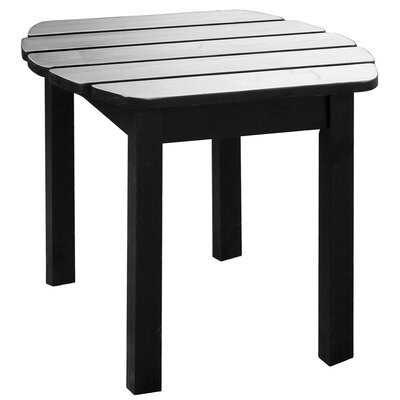Rupert Side Table Finish: Black