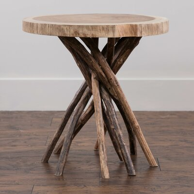 Stilwell End Table Finish: Natural