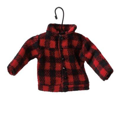 Specialty Plaid Coat Ornament LOON9105 33845049