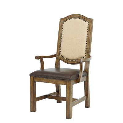 Gilcrest Wide Frame Arm Chair