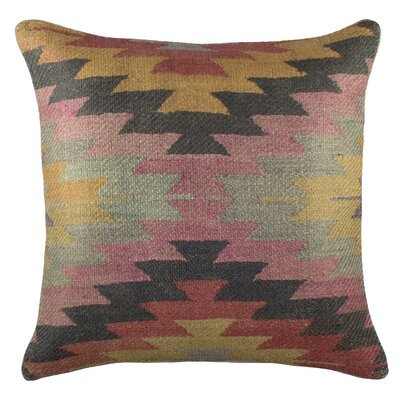 Paramount Burlap Throw Pillow