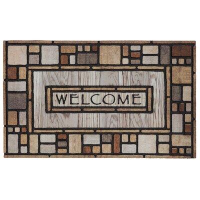 Cetona Drifted Nature Welcome Doormat