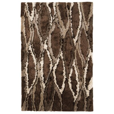 Picketpost Brown/Gray Area Rug