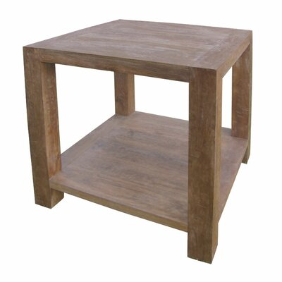Bodgers 40 Square End Table