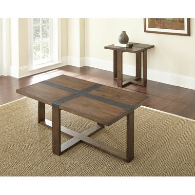 Pine Mountain 2 Piece Coffee Table Set