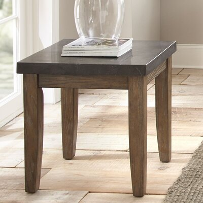 Pine Knob Bluestone End Table