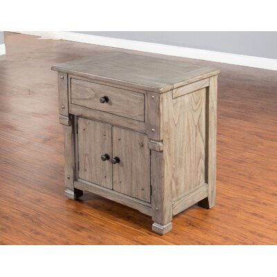 Packard 1 Drawer Nightstand