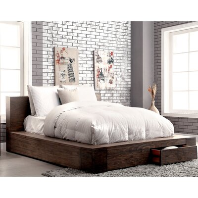 Elliston Platform Bed Size: Queen