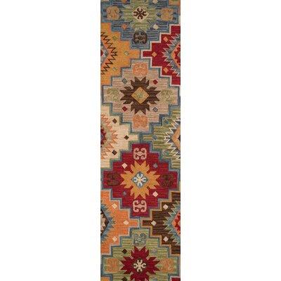 Sunnyvale Hand-Tufted Area Rug Rug Size: Runner 23 x 8
