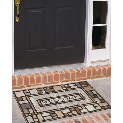 Cetona Drifted Nature Welcome Doormat