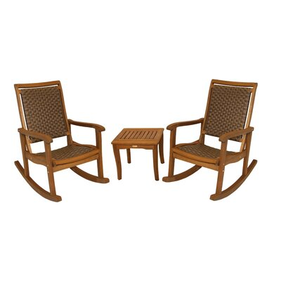 North Andover 3 Piece Rocker Seating Group
