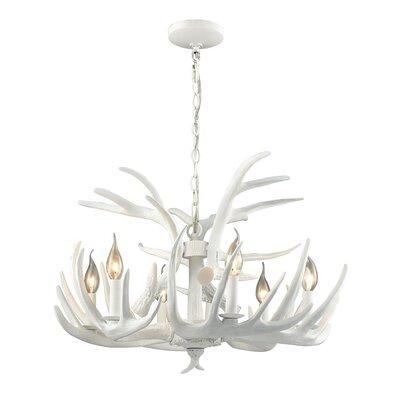 Aldea 6-Light Candle-Style Chandelier