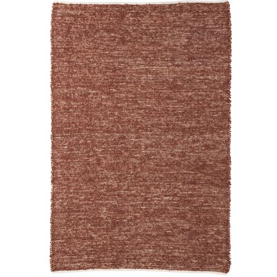 Cumberland Hand-Woven Brown Area Rug Rug Size: 5 x 76