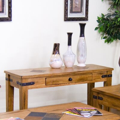 Fresno 1 Drawer Console Table