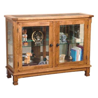 Fresno Console Curio Cabinet