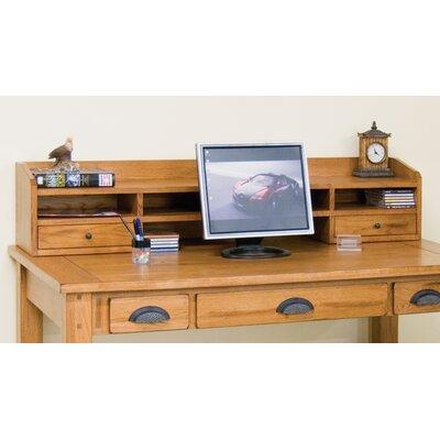 Fresno 13 H x 57 W Desk Hutch