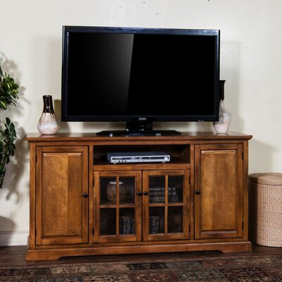 Fresno 64-78 TV Stand Width of TV Stand: 33.5 H x 64 W x 18 D