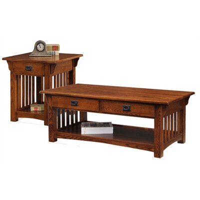 Brockton Coffee Table Set