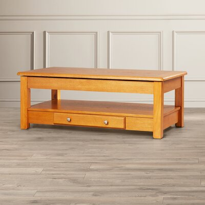 Zareen Coffee Table with Lift-Top