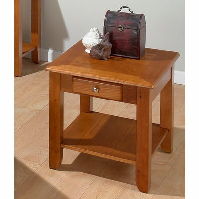 Zareen End Table