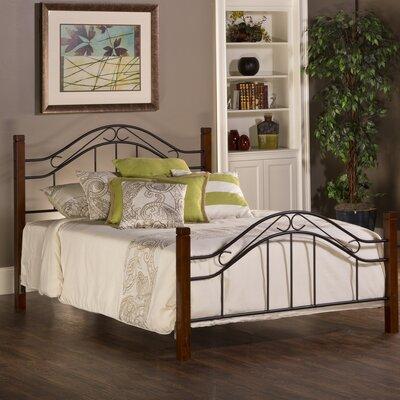 Chittim Panel Bed Size: King
