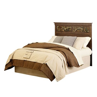 Hayward Panel Headboard Size: Full/ Double