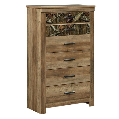 Cooper 5 Drawer Chest