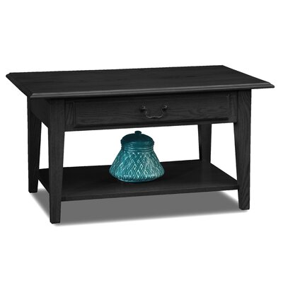 Clearock Coffee Table Color: Slate
