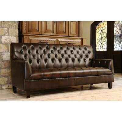 Wapiti Ridge Bonded Leather Sofa
