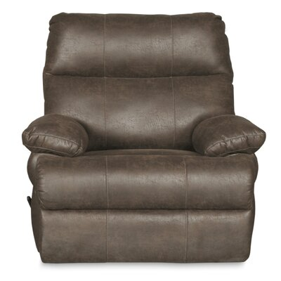 Clovis Oversized Recliner Finish: Marble Gray